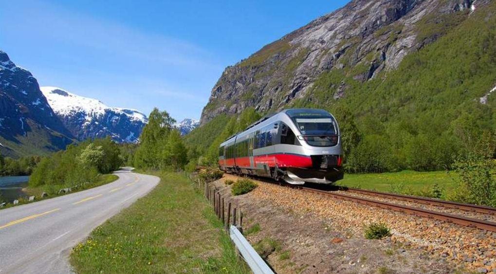Norwegian railways2 norway travel blog norway trip blog