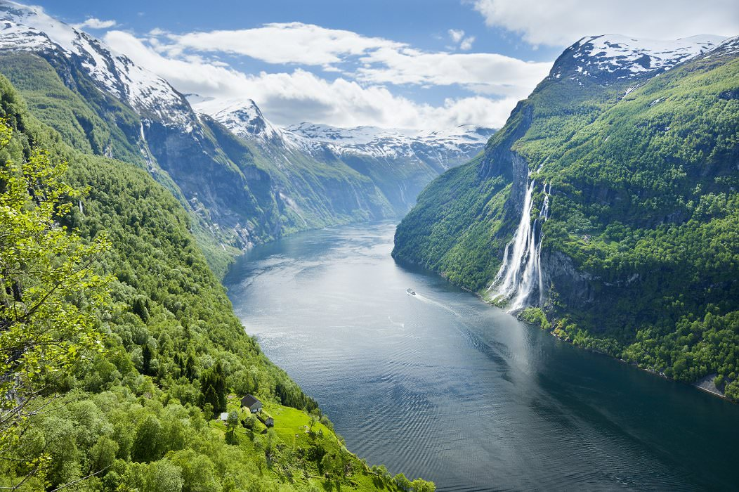 Norway, The Western Fjords