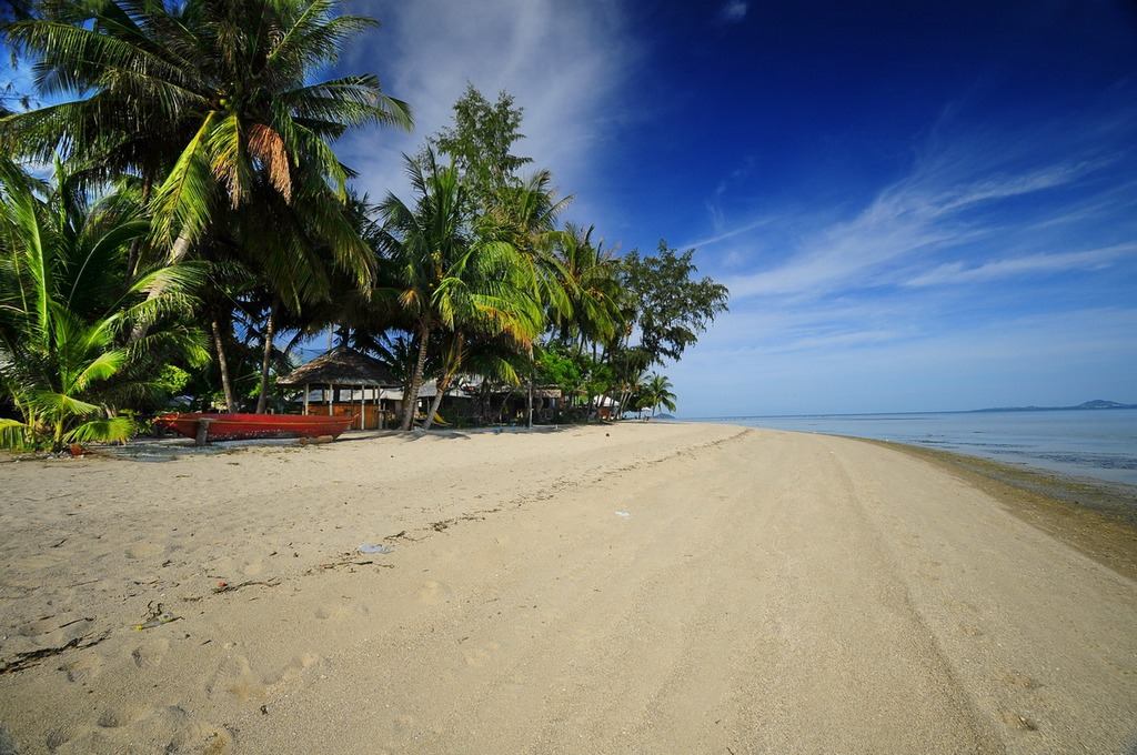 Ao Ban Tai and Ao Ban Khai beach_best beutiful beaches in koh phangan