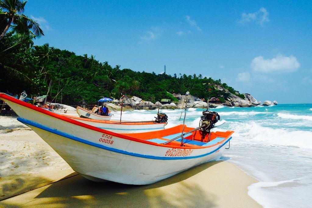 Haad Yuan beach_best beutiful beaches in koh phangan2
