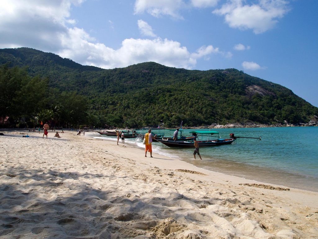 Had Khuat beach_best beutiful beaches in koh phangan2