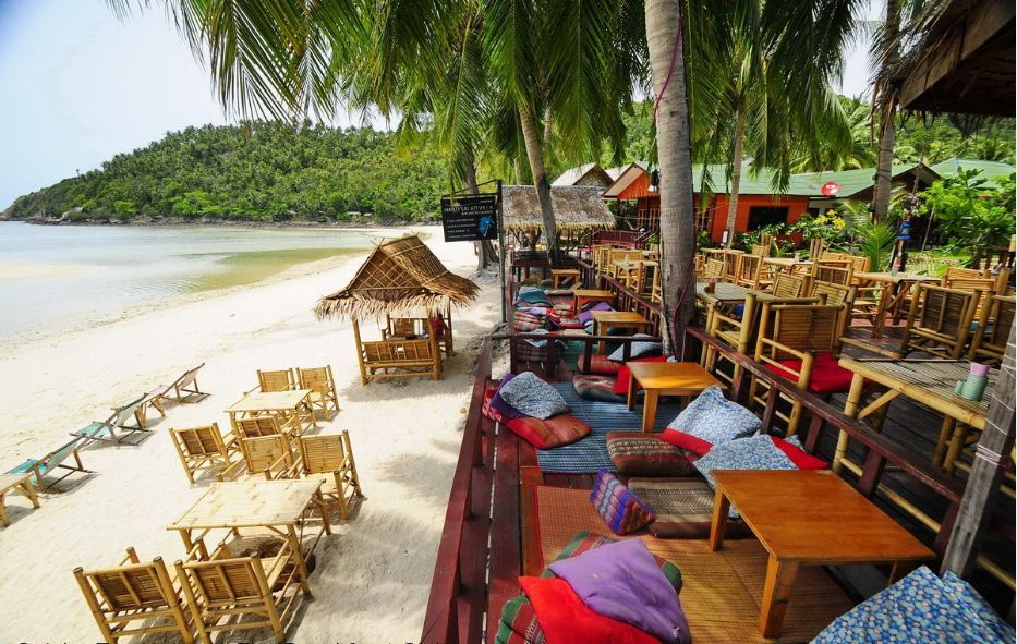 Mae Haad and Haad Salad beach_best beutiful beaches in koh phangan