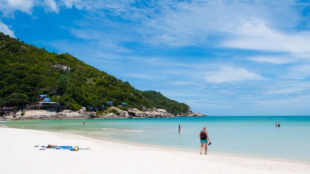 Thong Nai Pan Noi – Thong Nai Pan Yai beach_best beutiful beaches in koh phangan2