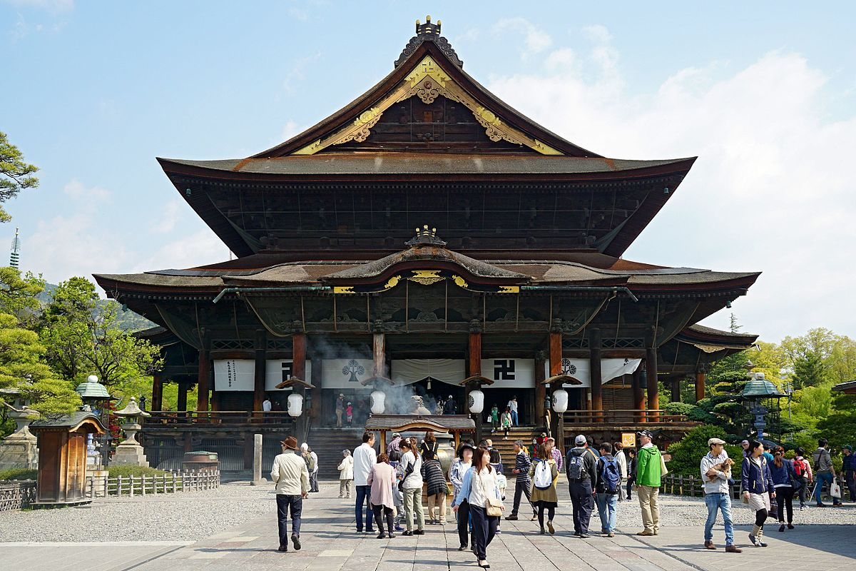 zenkoji temple best places to visit in nagano city (1)