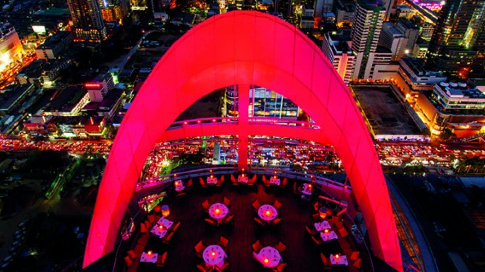 Red Sky bar bangkok