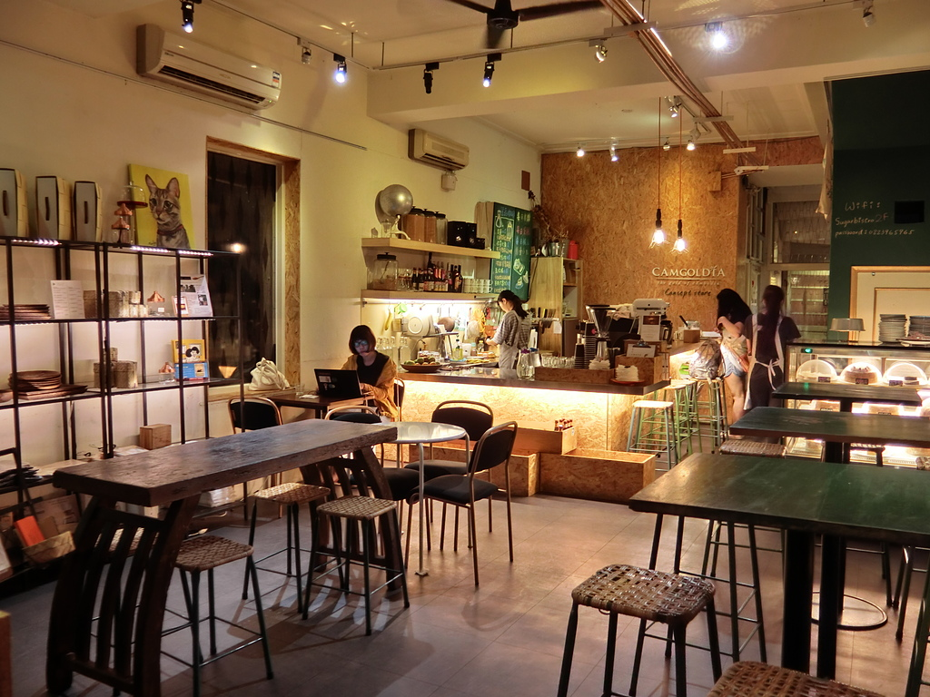 SUGAR BISTRO cafe taipei best cafes in taipei top cafe shop (1)