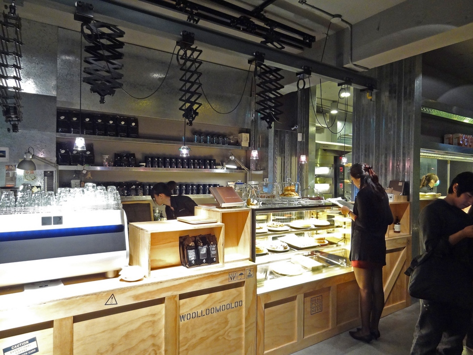 Woolloomooloo Cafe best cafes in taipei top cafes shop (1) Photo by: must visit cafes in Taipei blog.