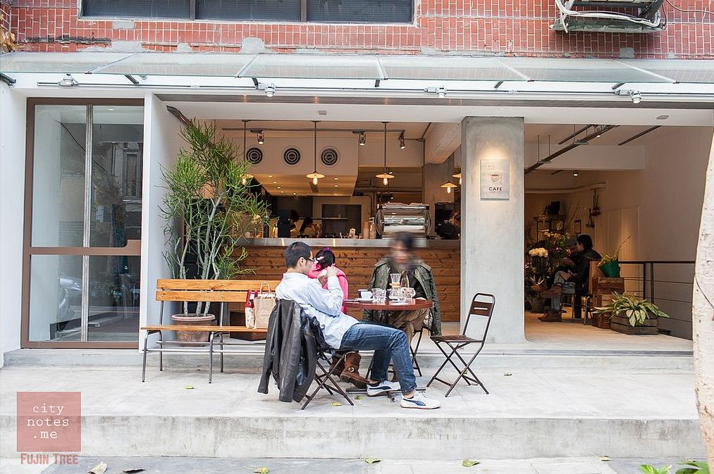 1best cafes in taipei Fujin Tree 353 Cafe by Simple Kaffa (19) Credit: best themed cafes in Taipei blog.