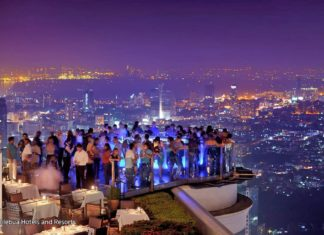 Best Rooftop Bars in Bangkok Thailand