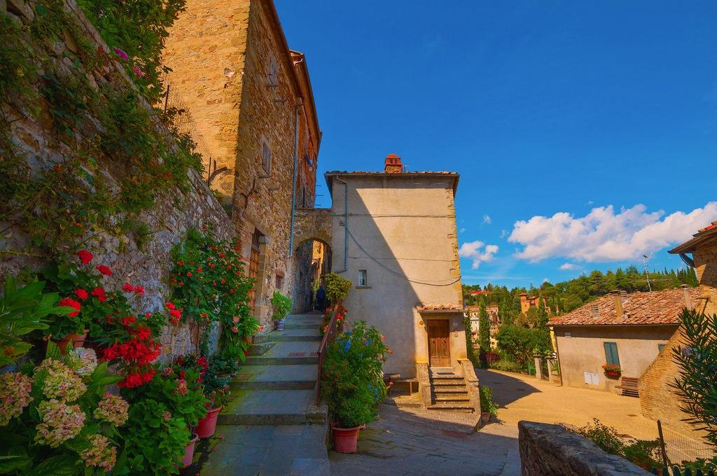 Anghiari, Arezzo, Tuscany