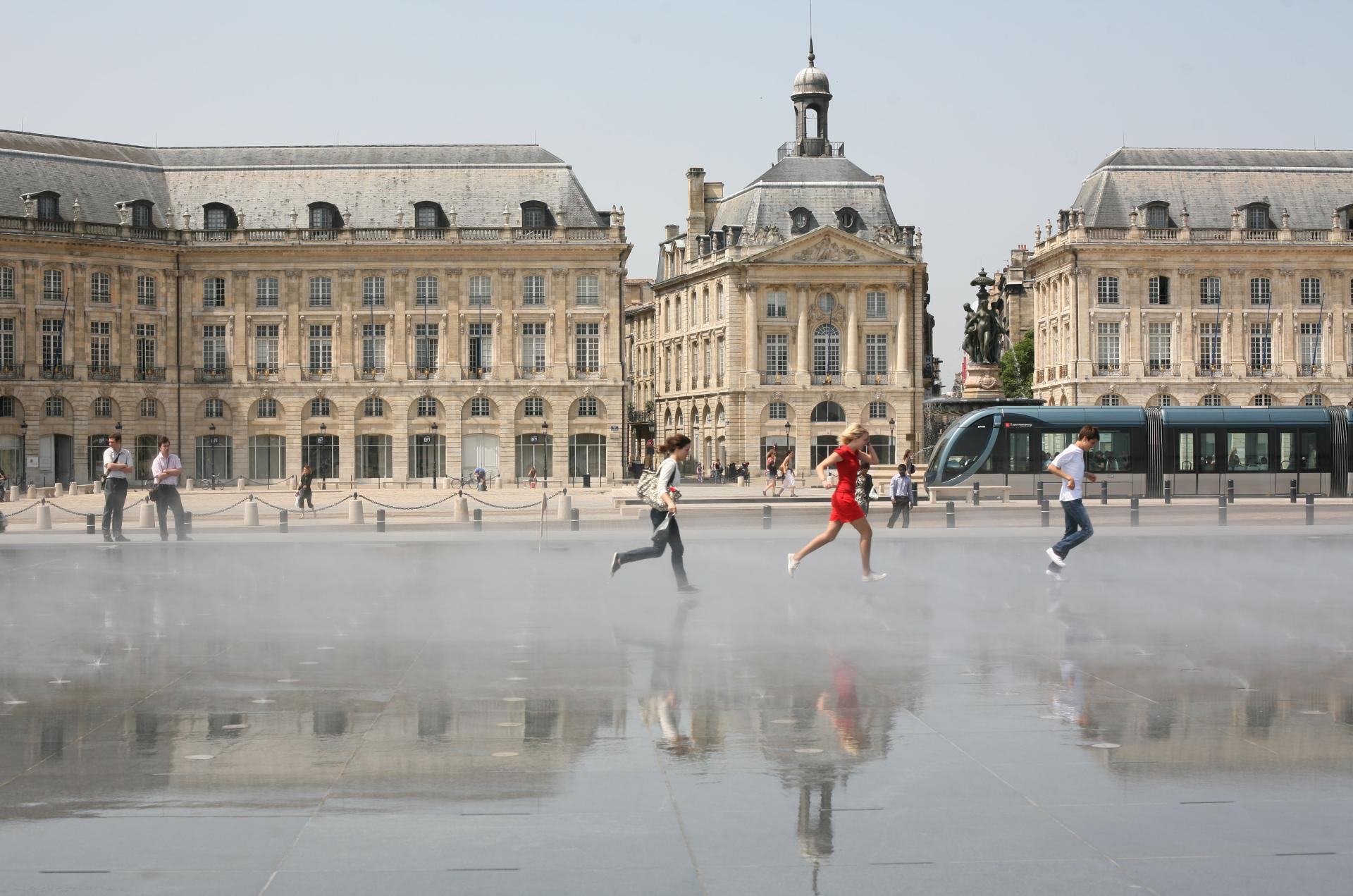 Place de la Bourse best cities for honeymoon in europe (1) Image by: best European cities for honeymoon blog.