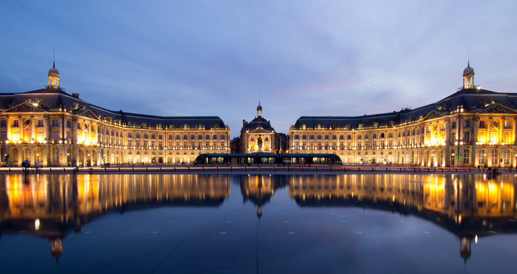 Place de la Bourse best cities for honeymoon in europe (1)