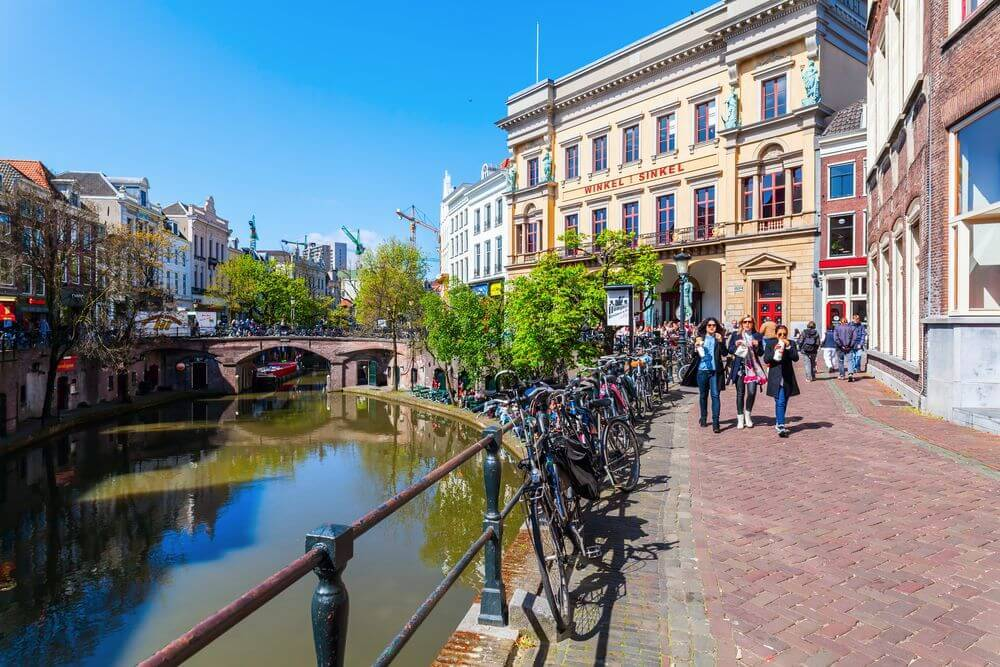 utrecht netherlands best cities for honeymoon in europe (1) Photo by: best honeymoon destinations in Europe blog.