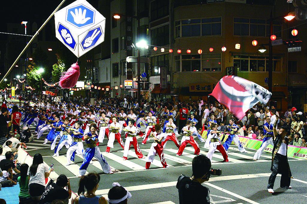 Matsuyama Festival1