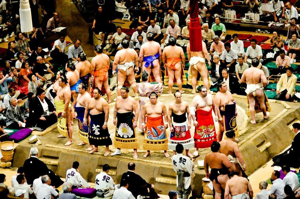 Sumo in Japan2