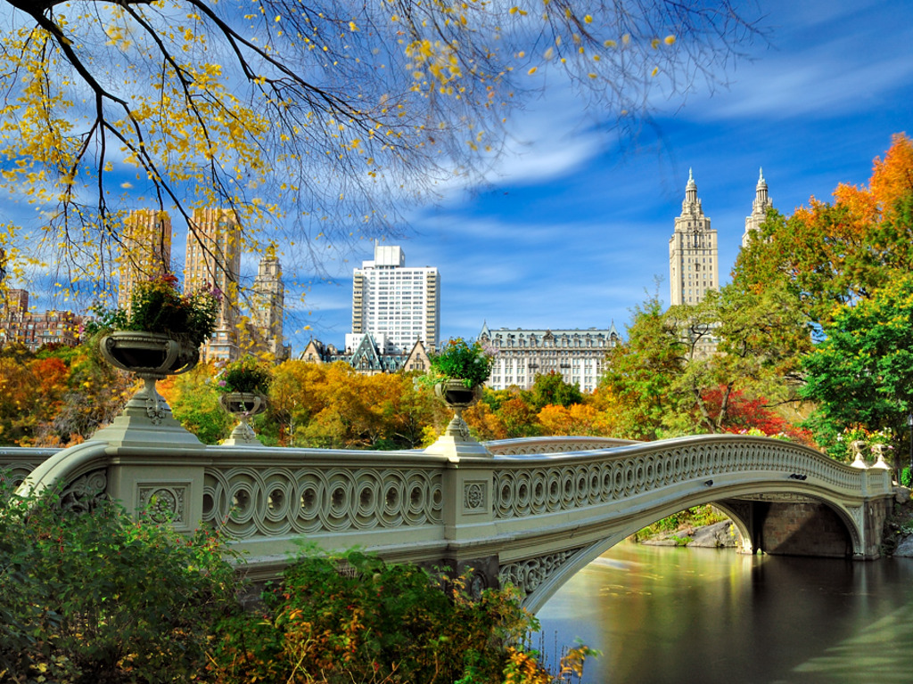 Central Park, New York1 best places to visit in nyc top places to visit in nyc