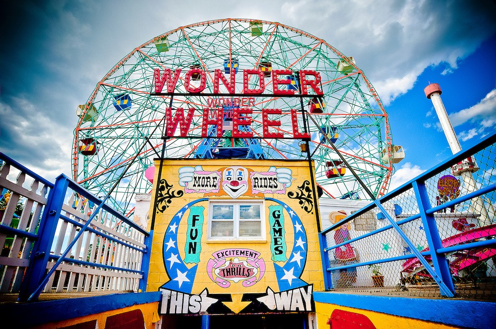 Coney Island, New York2