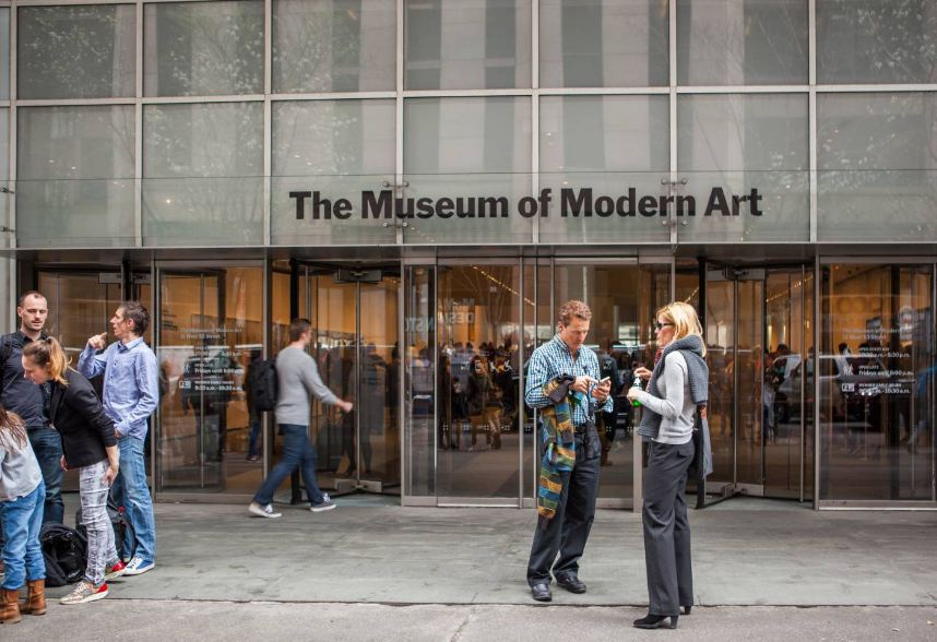 The Museum of Modern Art best places to visit in nyc top places to visit in nyc
