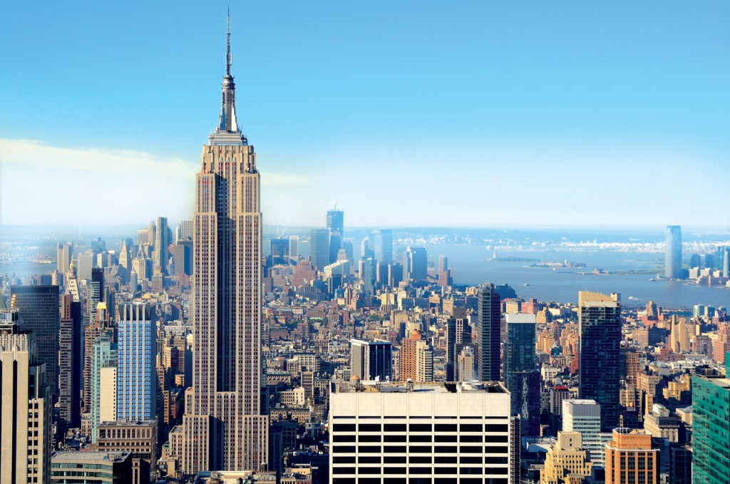 Empire State Building4 Image: top 10 places to see in New York City blog.