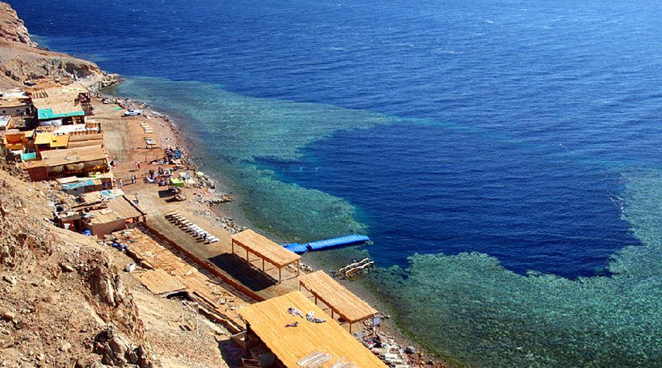 Blue Hole, Dahab, Sinai