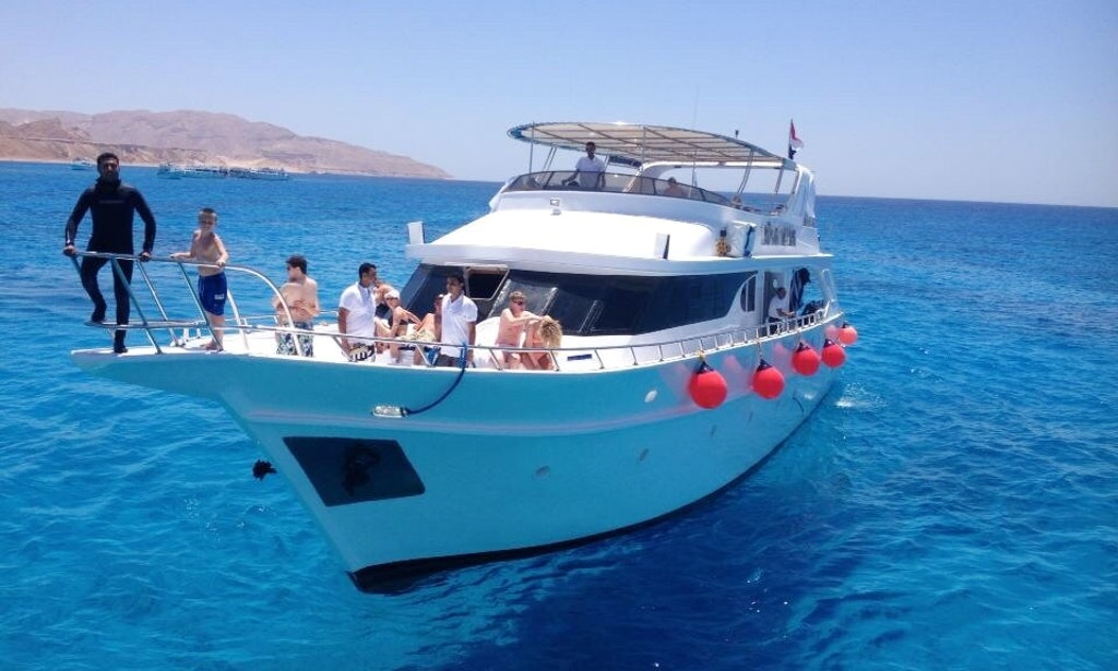 Boat diving, Sharm el sheikh, Red Sea!! Foto: Sinai blog.