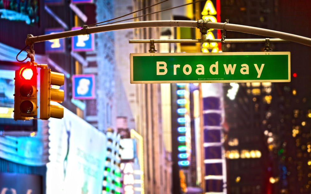 Broadway,New York2