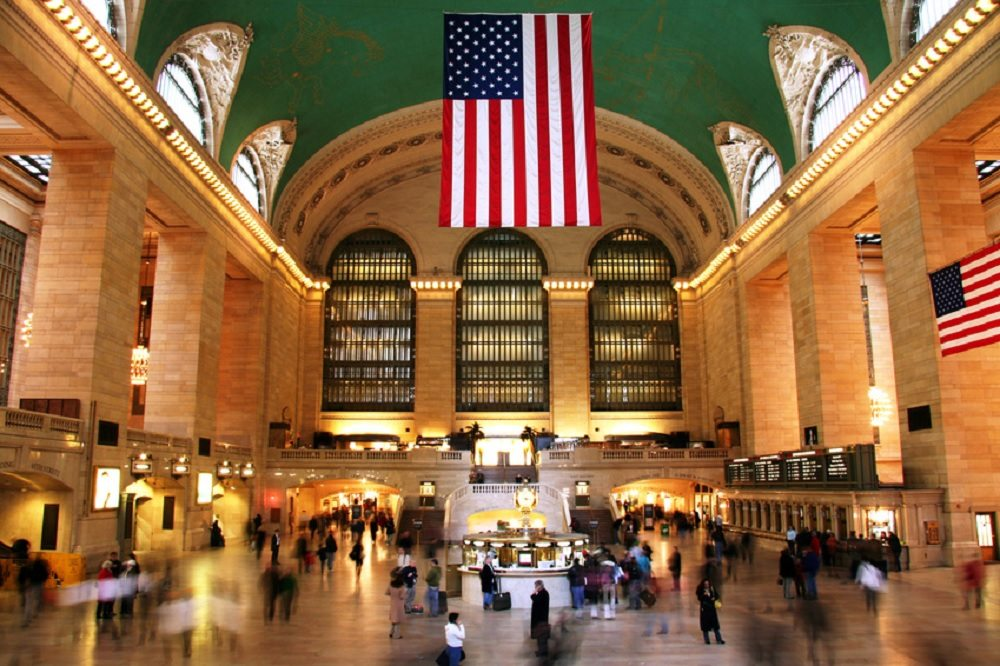 Grand-Central-Terminal-inside Image: top 10 places to see in New York City blog.