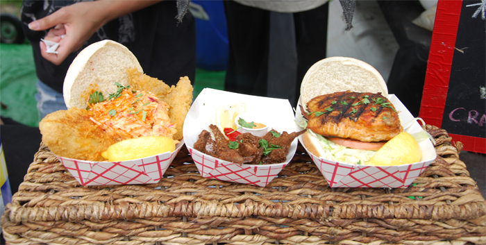 Smorgasburg food1