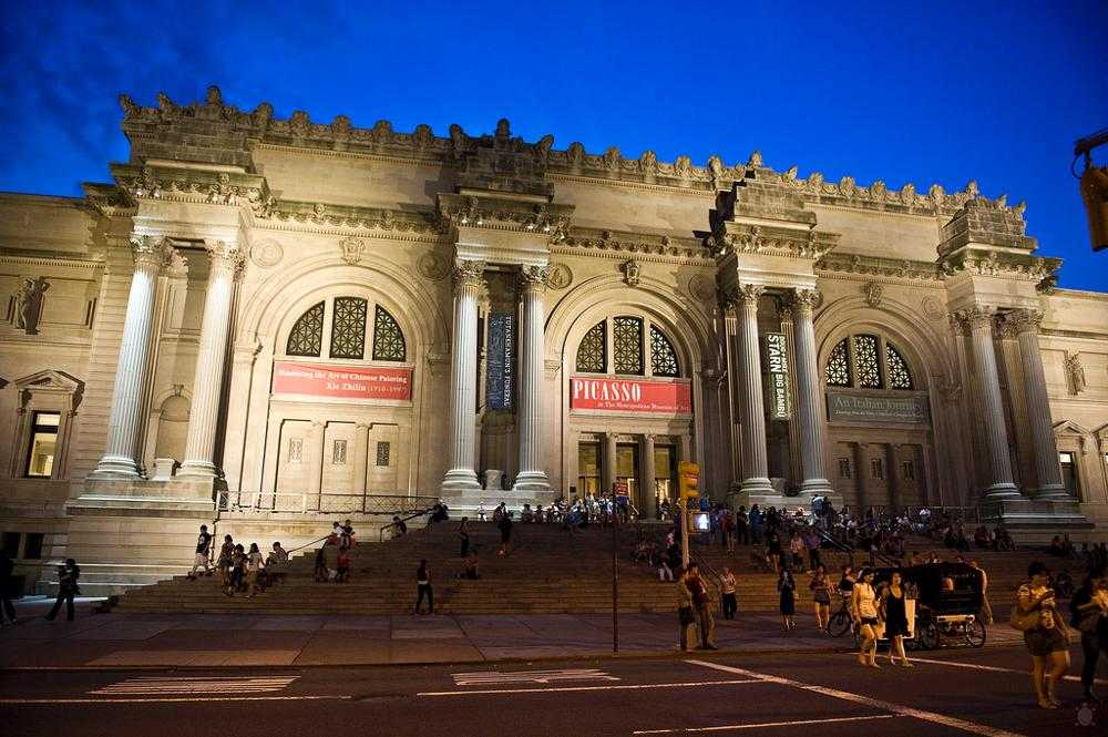 The Metropolitan Museum of Art best places to visit in nyc top places to visit in nyc