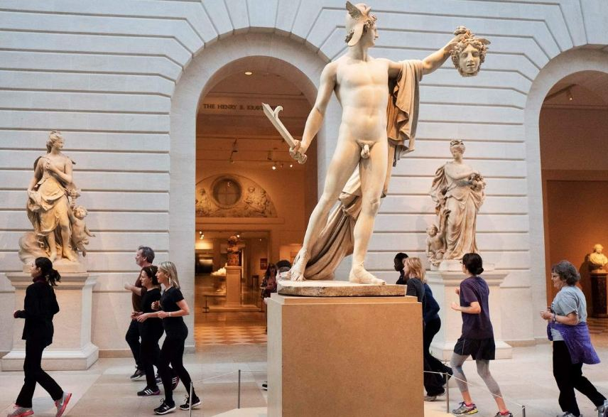 The Metropolitan Museum of Art Photo: top places to see in NYC blog.