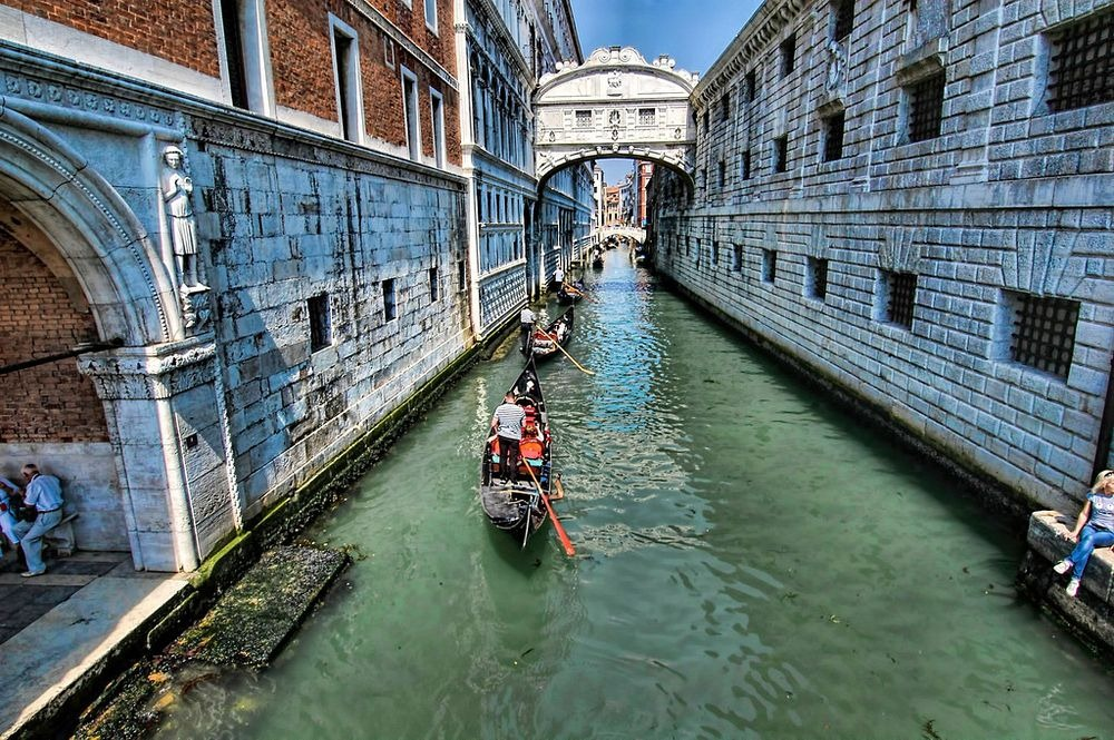 The Bridge of Sighs1