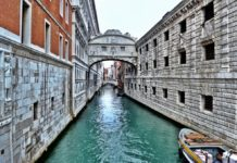 The Bridge of Sighs15