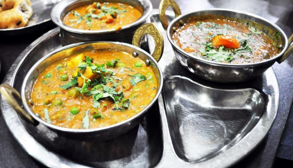 Komala Villas vegetarian restaurant1