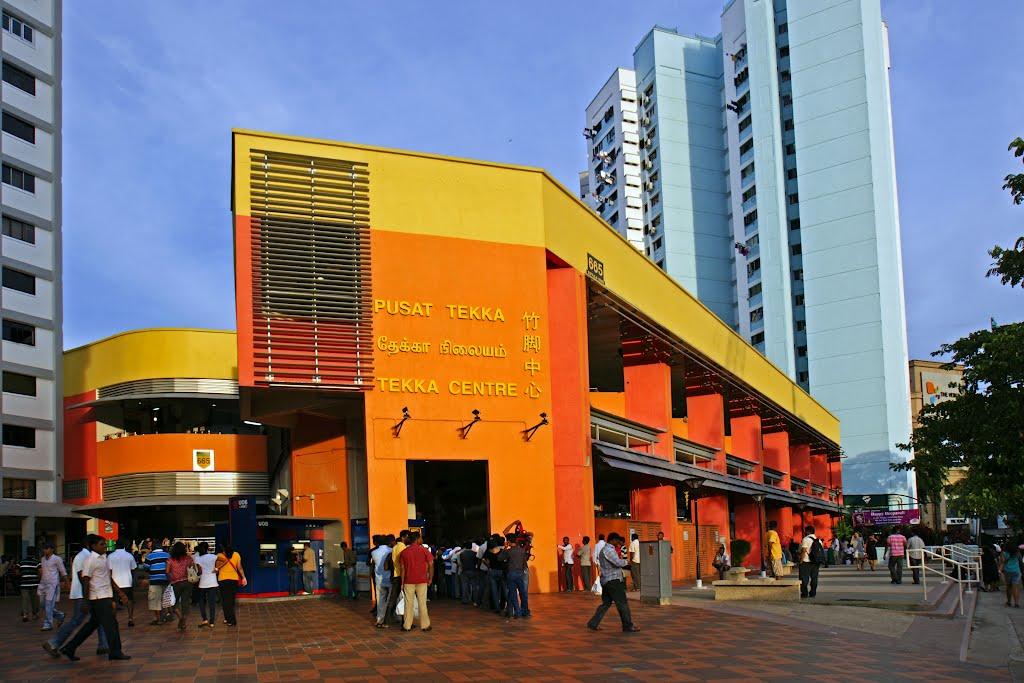 Tekka Center, Singapore