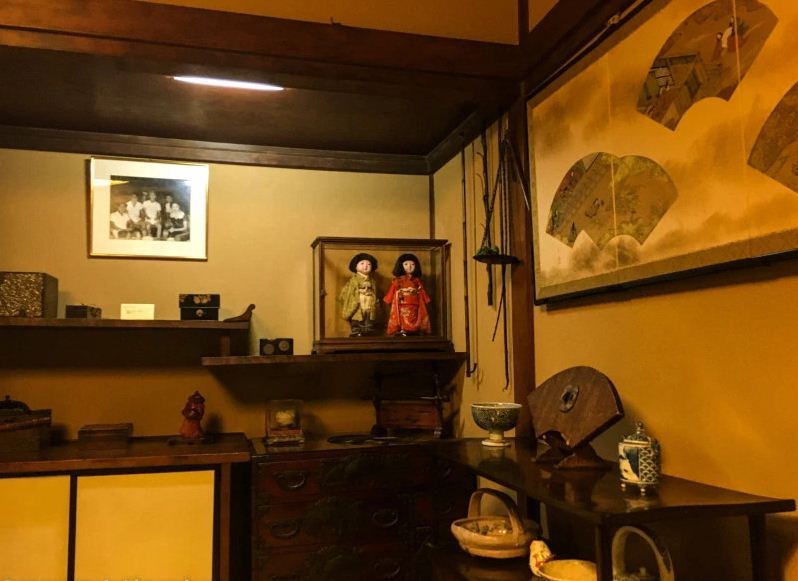 cafe Kosoan-Teahouse tokyo japan 2