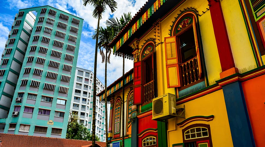 little-india Image by: places to visit in Little India Singapore blog.