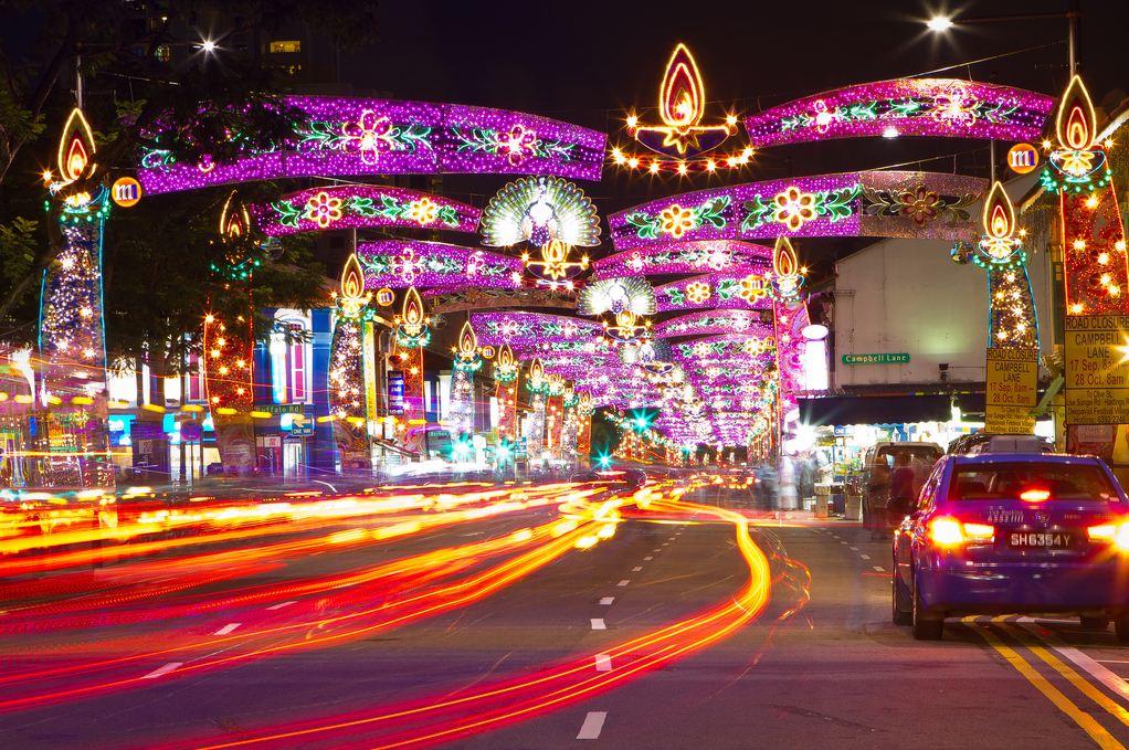 diwali little india singapore
