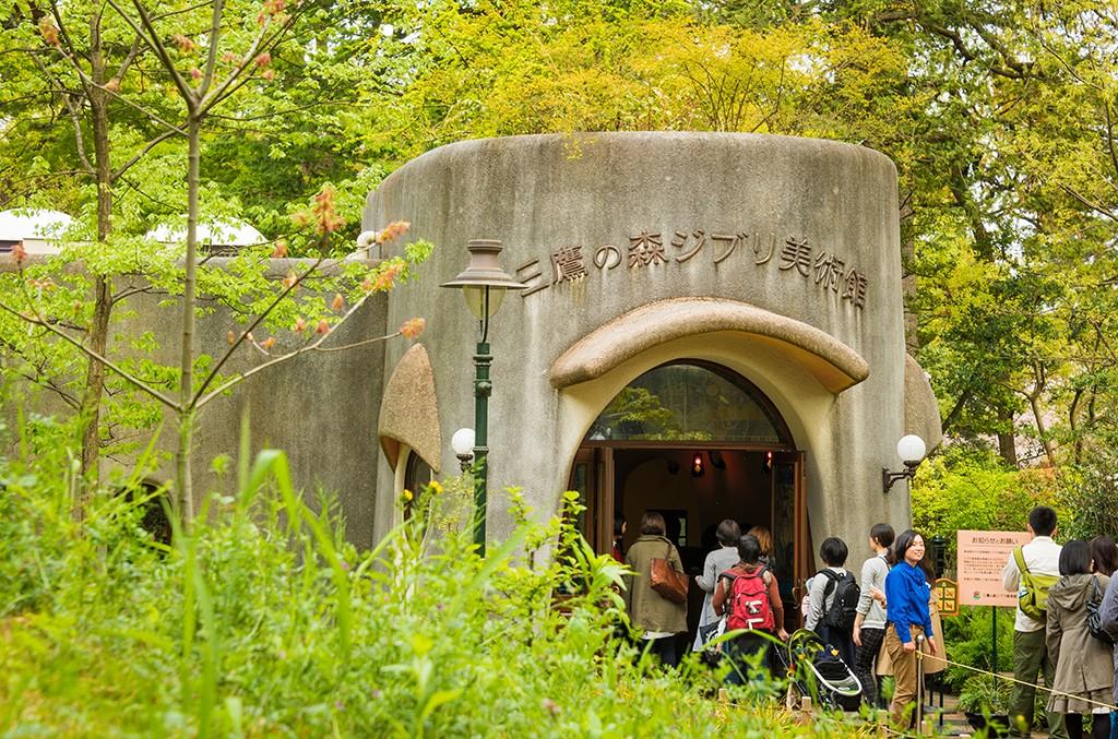 Ghibli Studio Museum 2