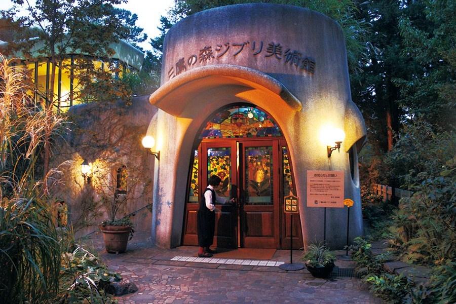 Ghibli Studio Museum 3 ghibli museum tokyo ghibli museum review ghibli museum tickets ghibli tokyo