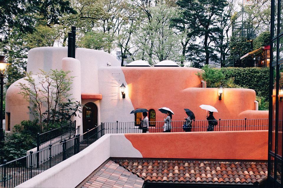 Ghibli Studio Museum in Tokyo1 Image by: Ghibli Museum Tokyo blog.