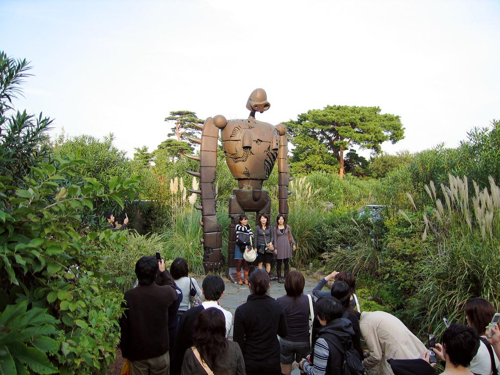Ghibli Studio Museum6