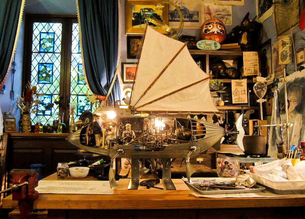 Ghibli Studio Museum7