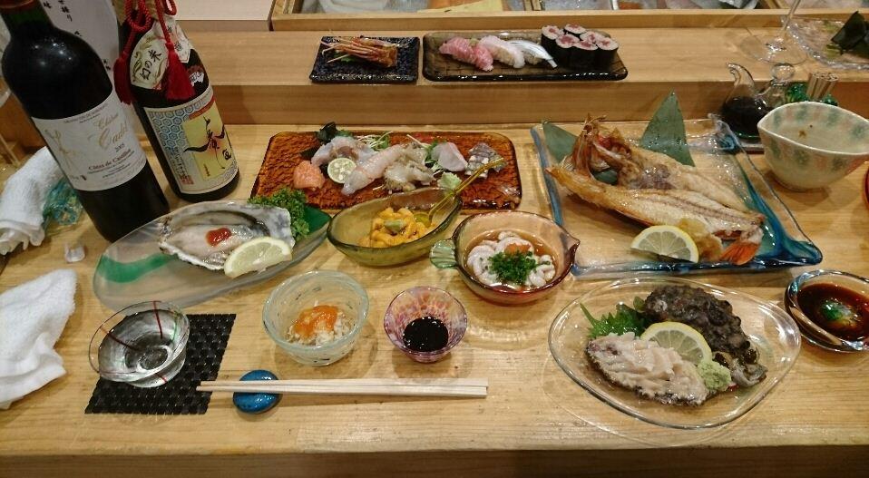 Otaru Best Seafood Restaurant