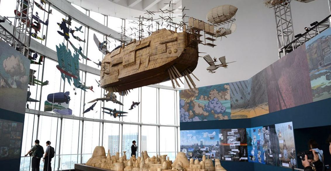Ghibli Museum 8