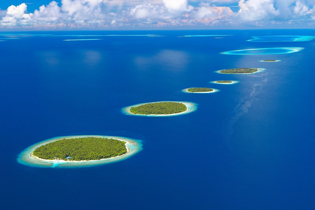 The Republic of Maldives