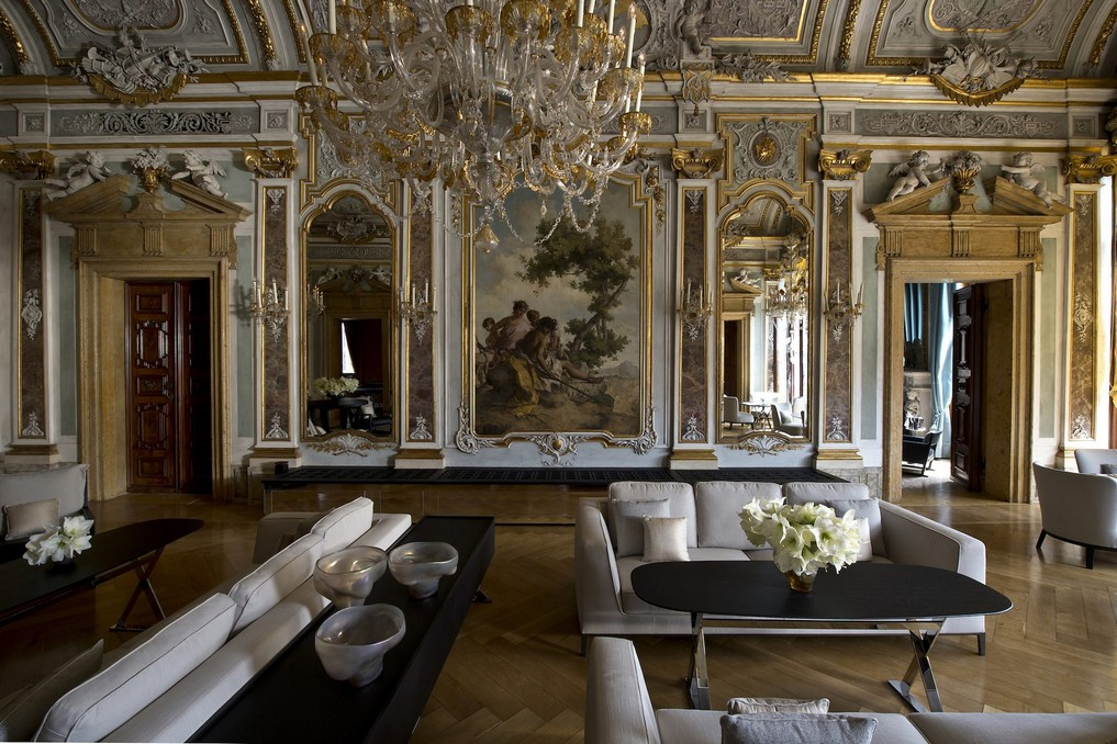 Aman Canal Grande Venice - Piano Nobile Lounge