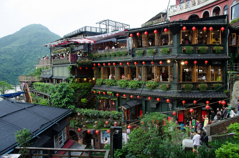 Jiufen taiwan day trips from taipei (1)