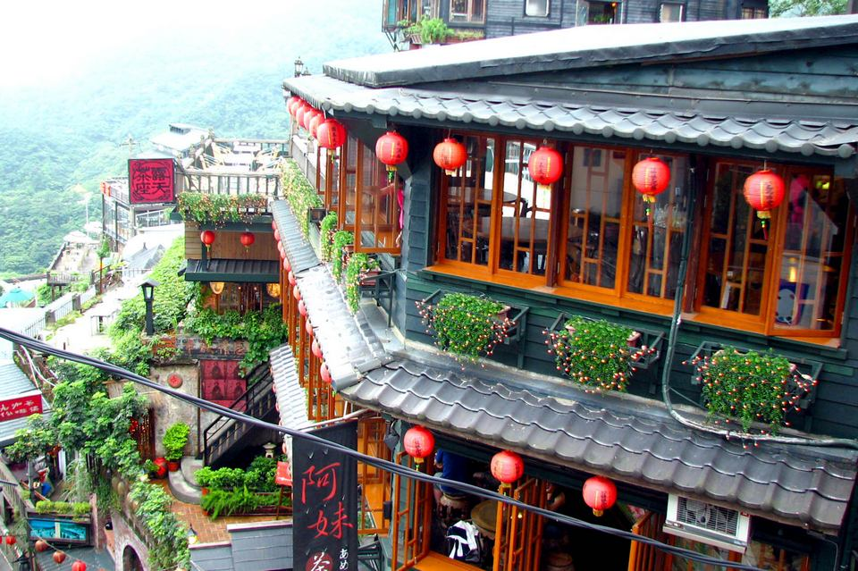 Jiufen taiwan day trips from taipei (1) Photo by: places near Taipei blog.