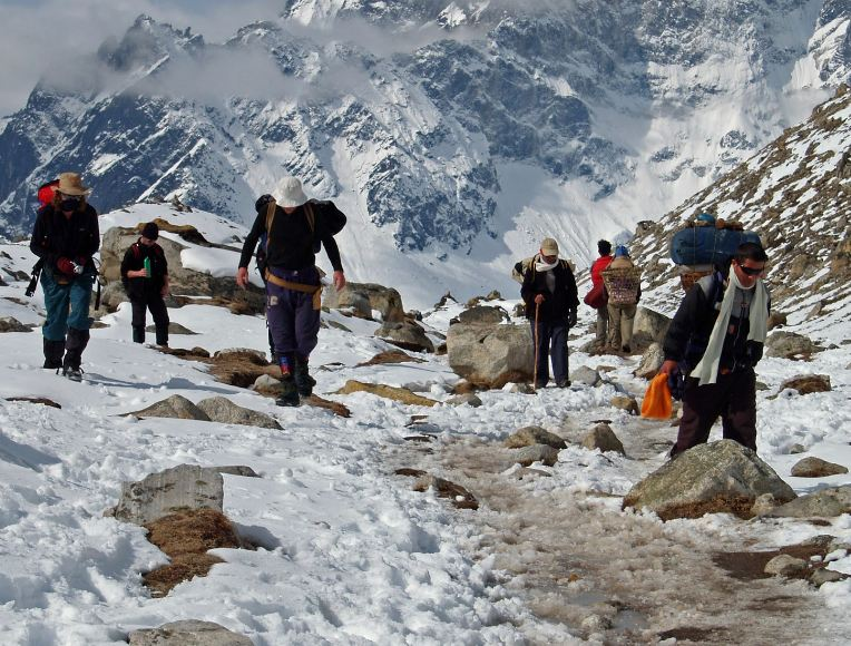 Himalaya trekking3