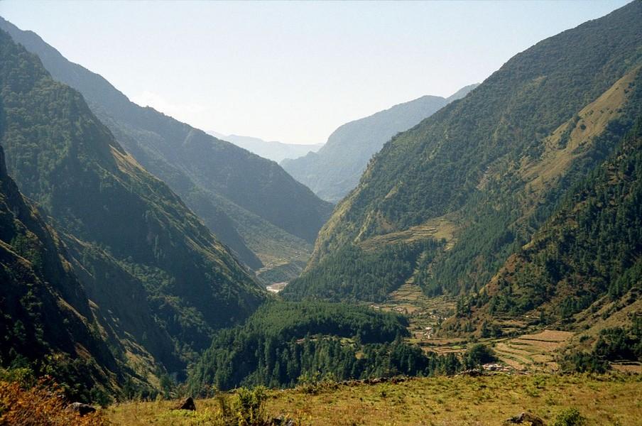 Kali Gandaki valley mustang nepal mustang nepal trek